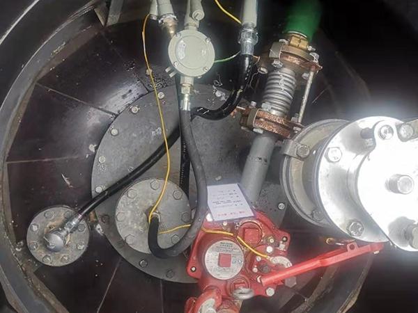 油罐井设备